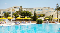 All Inclusive på hotell smartline Arion Palace.