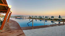 All Inclusive på hotell Petra Mare.
