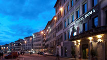 Roma er et av Vings nøye utvalgte hotell.