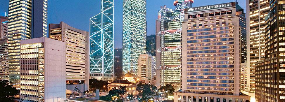 Mandarin Oriental Hong Kong, Hong Kong, Kina