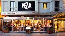 The Peak Hotel er et av Vings nøye utvalgte hotell.