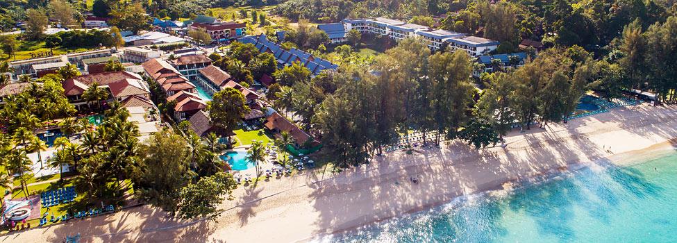 Emerald Beach Resort & Spa, Khao Lak, Phuket, Thailand