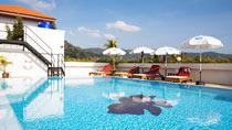 Orchid Kathu Heights er et av Vings nøye utvalgte hotell.