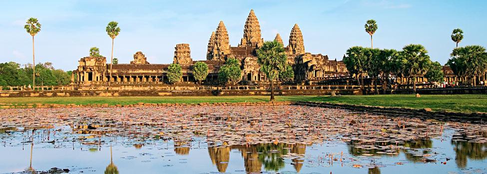 Rundreise Kambodsja med Bangkok, Rundreiser fra Phuket, Rundreiser, Thailand