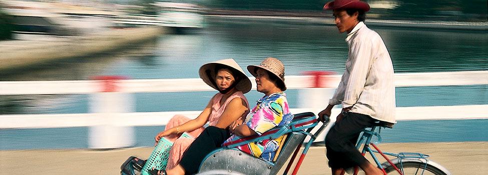 Rundreise Vietnam med Bangkok, Rundreiser fra Phuket, Rundreiser, Thailand