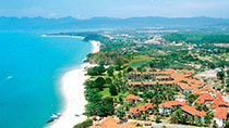 Federal Villa Beach Resort Langkawi er et av Vings nøye utvalgte hotell.