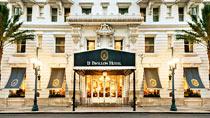 Le Pavillon Hotel er et hotell for voksne.