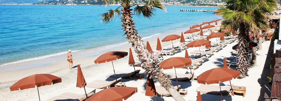 Hotel Helios, Antibes/Juan les Pins, Den franske riviera, Frankrike