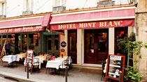 Mont Blanc er et av Vings nøye utvalgte hotell.