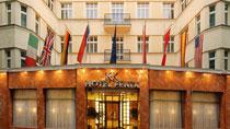 K+K Hotel Fenix – et av våre mest romantiske hotell.
