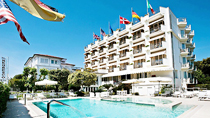 Il Negresco er et hotell for voksne.