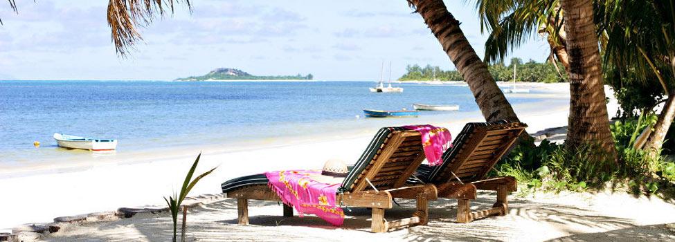 Indian Ocean Lodge, Praslin, Seychellene