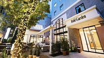 Rose Garden Shinjuku er et av Vings nøye utvalgte hotell.