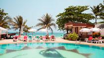 Chaba Samui Resort er et av Vings nøye utvalgte hotell.