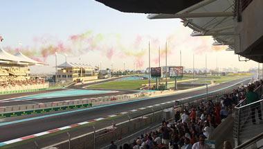 Formel 1 i Abu Dhabi