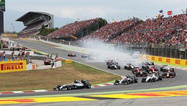 Formel 1 i Spania