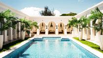 All Inclusive på hotell Baraza Resort.