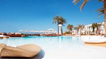 Destino Pacha Ibiza Resort er et hotell for voksne.
