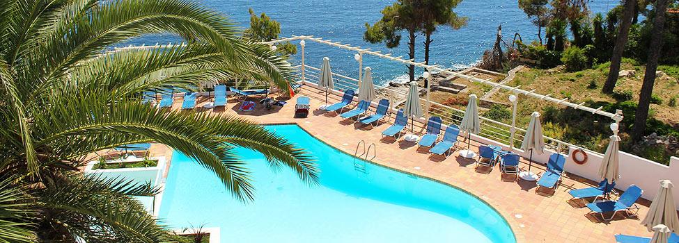 Paradise Hotel, Alonissos, Hellas