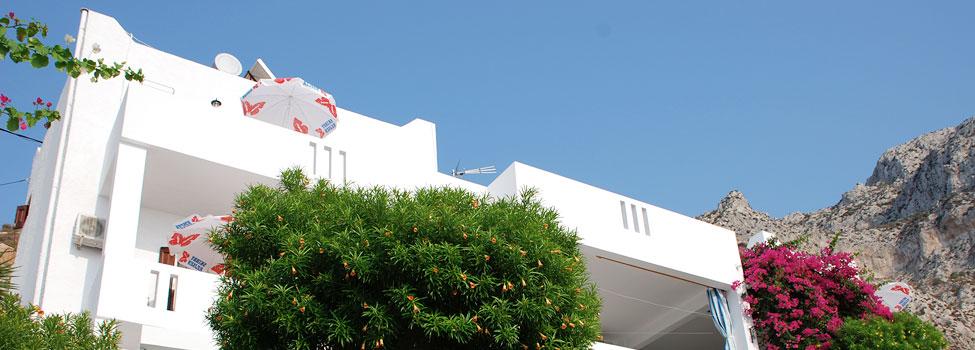 Moussas Studio, Mirties & Massouri, Kalymnos, Hellas