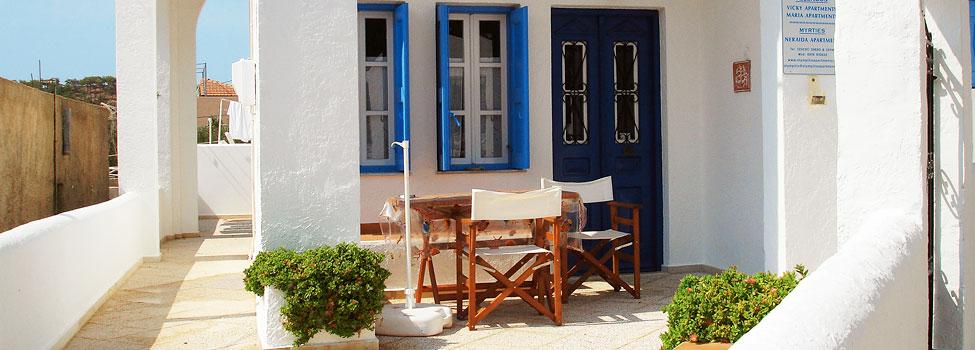 Villa Maria, Telendos, Telendos, Hellas