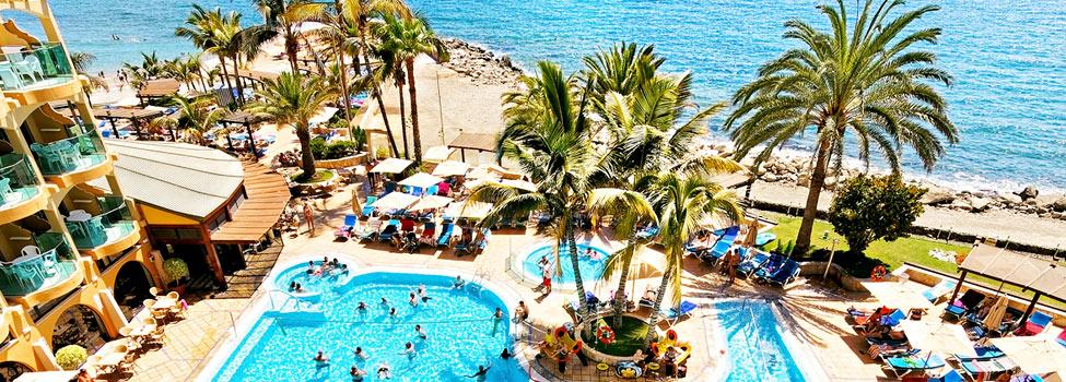 Bull Dorado Beach & Spa, Arguineguín, Gran Canaria, Kanariøyene