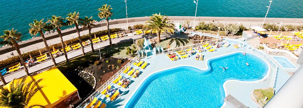 Servatur Green Beach, Arguineguín, Gran Canaria, Kanariøyene