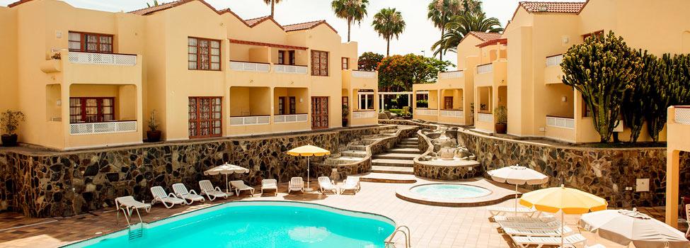 THe Koala Garden Suites, Maspalomas, Gran Canaria, Kanariøyene