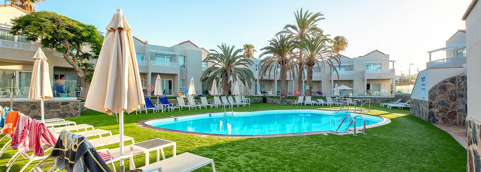 Apartamentos THe Koala Garden, Maspalomas, Gran Canaria, Kanariøyene