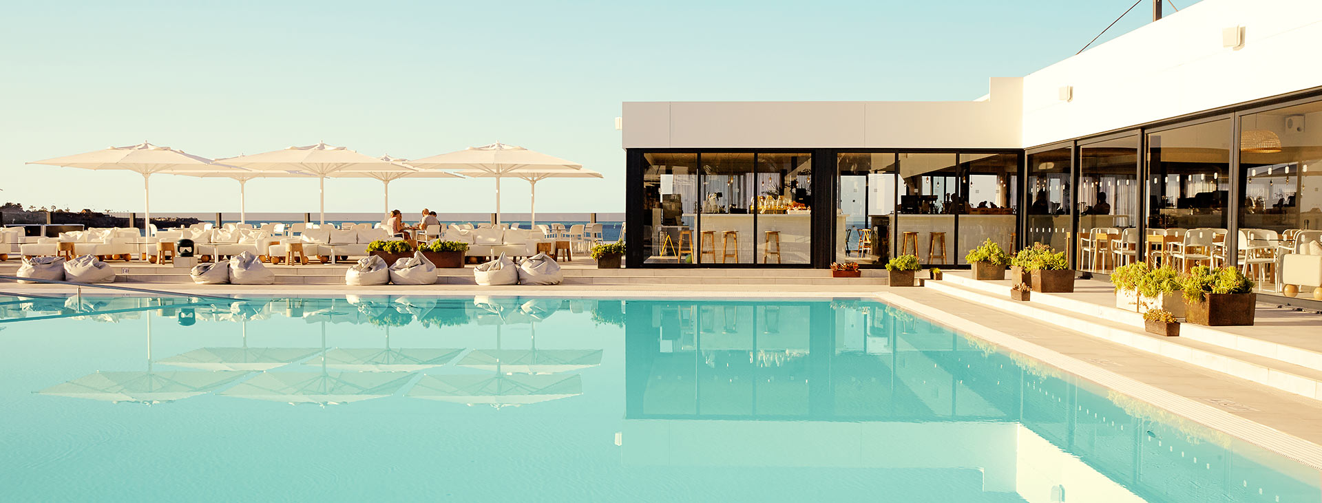 Ocean Beach Club - Gran Canaria, Playa del Cura, Gran Canaria, Kanariøyene
