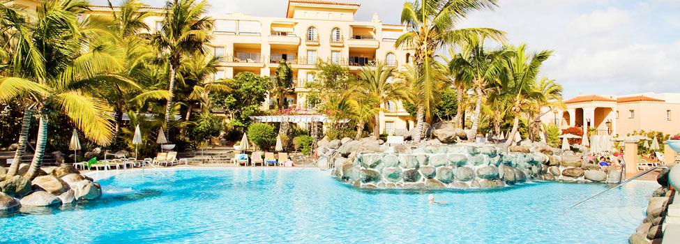 Palm Oasis, Maspalomas, Gran Canaria, Kanariøyene