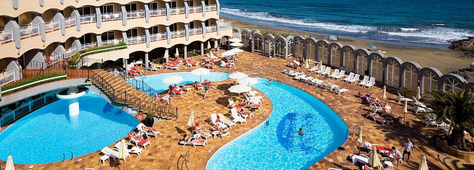 San Agustin Beach Club, San Agustín, Gran Canaria, Kanariøyene