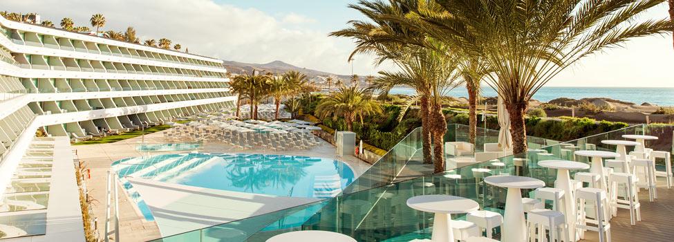 Santa Monica Suites Hotel, Playa del Inglés, Gran Canaria, Kanariøyene
