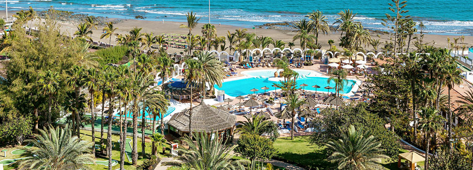 Meliá Tamarindos, San Agustín, Gran Canaria, Kanariøyene