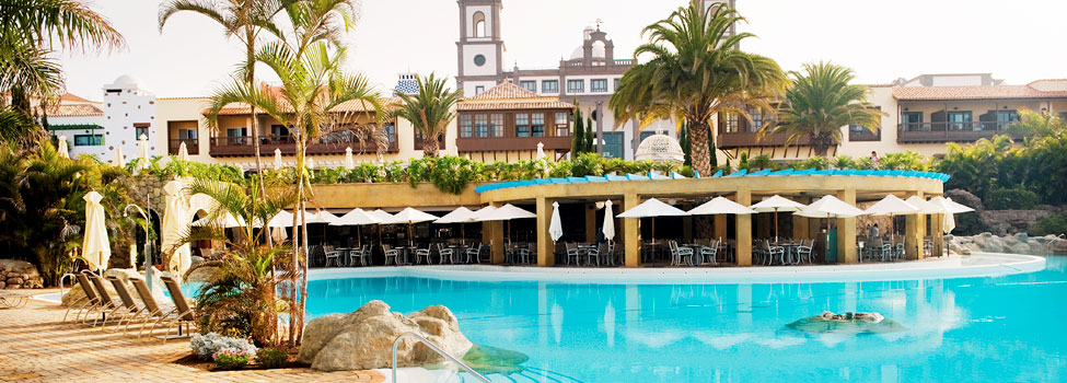 Lopesan Villa del Conde Resort & Thalasso, Costa Meloneras, Gran Canaria, Kanariøyene