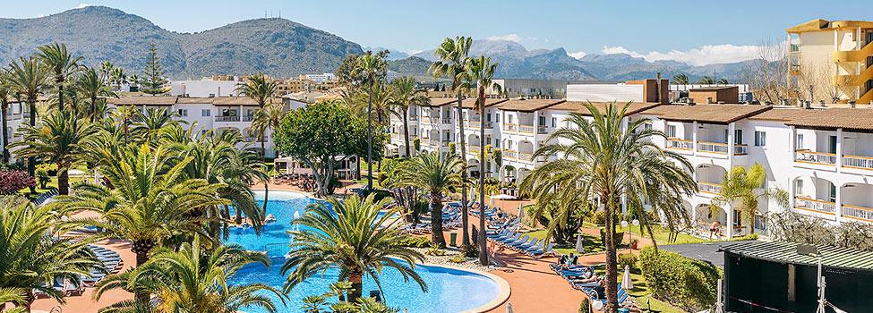 Alcudia Garden, Alcudia, Mallorca, Spania