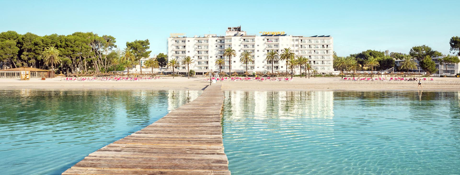 Familieferie på Mallorca - Sunwing Alcudia Beach  82c7e8452c7e6