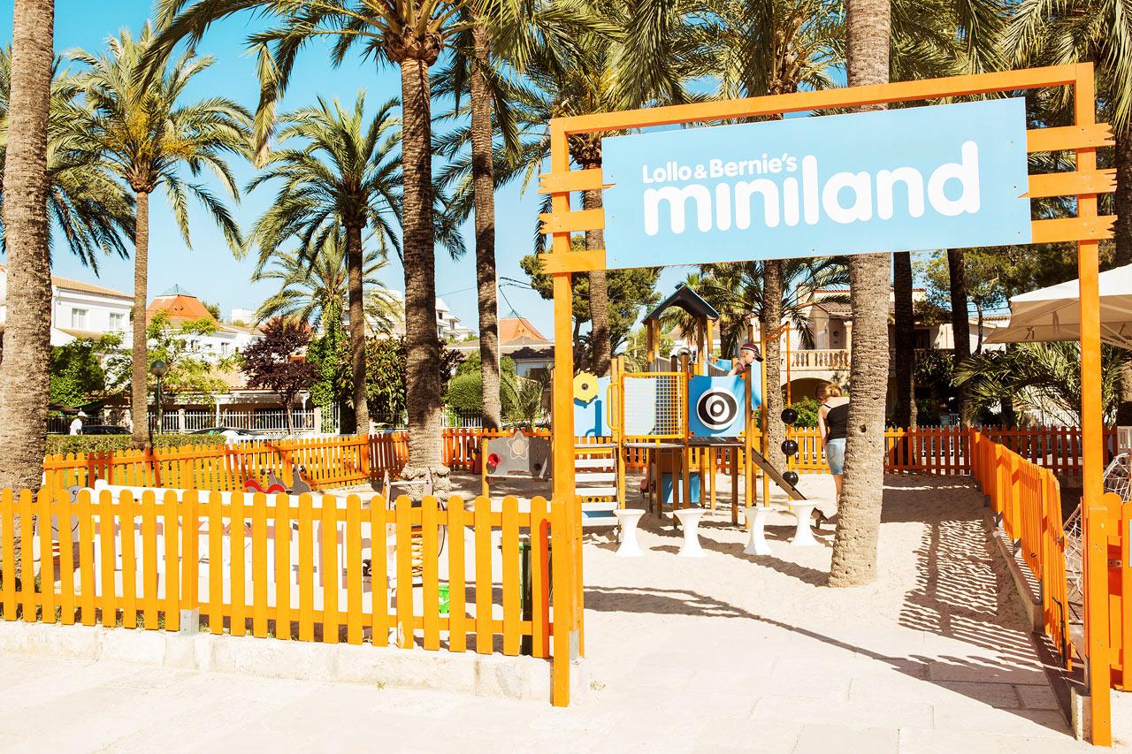 ving alcudia beach hotel