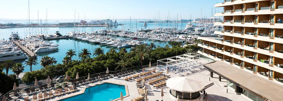 Meliá Palma Marina, Palma, Mallorca, Spania