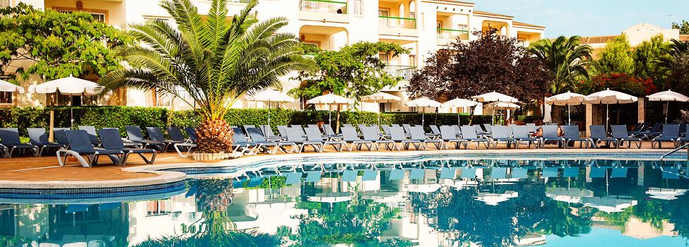 Zafiro Tropic, Alcudia, Mallorca, Spania