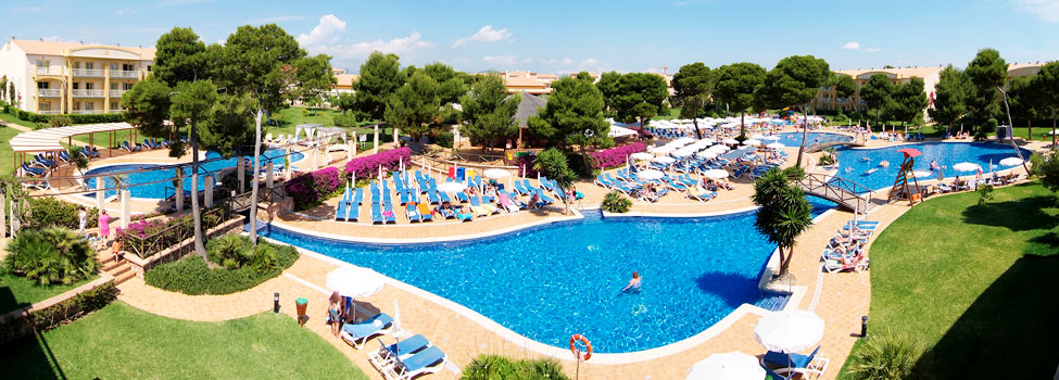Zafiro Mallorca, Ca'n Picafort, Mallorca, Spania