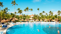 All Inclusive på hotell Grand Bahia Principe Bavaro.
