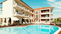 Ammos Bay Hotel er et av Vings nøye utvalgte hotell.