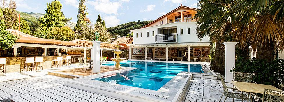 Bacoli, Parga, Parga-området, Hellas