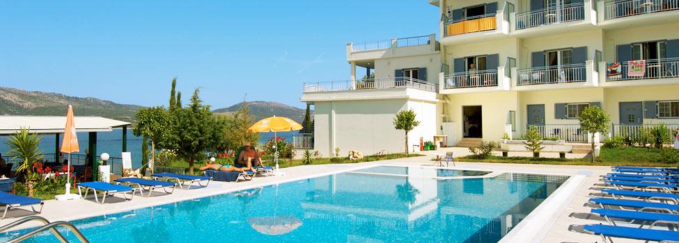 Cliff Bay Hotel, Paleros, Hellas