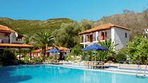Dimitra er et av Vings nøye utvalgte hotell.