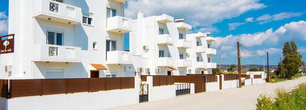 Casa Marinella, Kiotari, Rhodos, Hellas