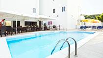 Ialyssos City er et av Vings nøye utvalgte hotell.