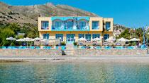 Pedi Beach Hotel er et av Vings nøye utvalgte hotell.
