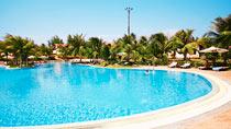 Pandanus Resort er et av Vings nøye utvalgte hotell.